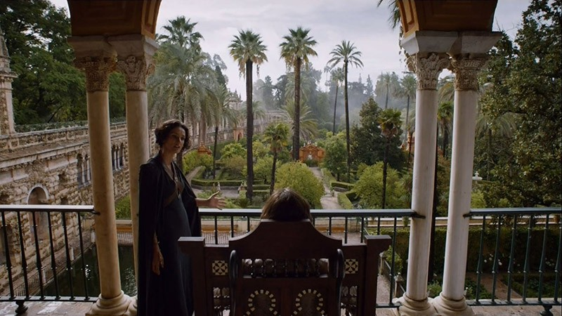 Game of Thrones in Seville: Places Where the Show was Filmed